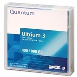 Quantum LTO3 Data Tape 400GB Native/ 800GB Compressed Ref MR-L3MQN-01S