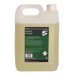 5 Star Facilities Machine Dishwash Detergent 5 Litres