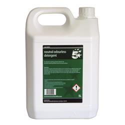 5 Star Facilities Detergent Neutral Odourless 5L