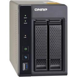 QNAP TS-253A-8G 2 Bay Desktop SATA NAS 4GB Ref TS253A8G