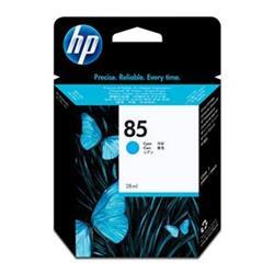 Hewlett Packard HP No. 85 Cyan Dye Inkjet Cartridge 28ml for DesignJet 30/90/130 Ref C9425A
