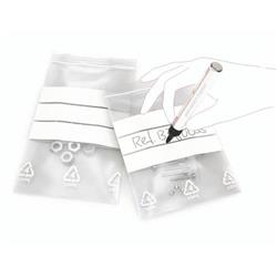 Grip Seal Bag Ga122 75 X 85mm Write On Panel (3 X 3.25)  Ref GA122 [Pack 1000]