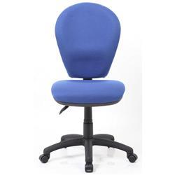 Solar II Blue Task Operator Chair Ref OP000192