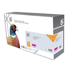 5 Star Office Remanufactured Laser Toner Cartridge 2800pp Magenta [Kyocera 1T02KTBNL0 Alternative]
