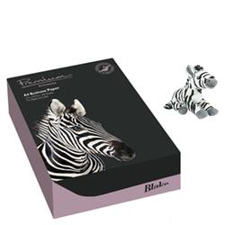 Blake Premium Paper 120gsm A4 High White [Pack 500] Ref 39677 - FREE Soft Toy Zebra