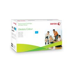 Xerox Cyan Toner Cartridge for OKI C710, C711