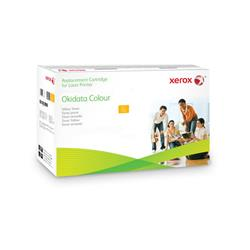 Xerox Yellow Toner Cartridge for OKI C5650, C5750