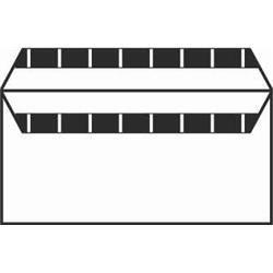 Spey White Wallet Self Seal C5 162x229mm 90gm Pefc Ref 907565090 [Pack 500]