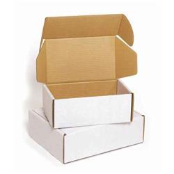 Colompac Postal Box Brown CP080.04 Int 192x155x43Mm Ext 212x161x48mm Ref CP 080.04 [Pack 20]