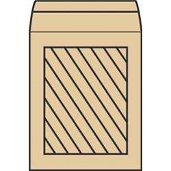 Humber Manilla Boardbacked Envelope 241x178mm Superseal Ref 2116 [Pack 125]