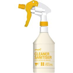 PVA Empty Trigger Spray Bottle for Food Safe Sanitiser Ref 40795551