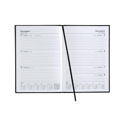 Image of 5 Star 2018/19 Acad Diary A4 WTV Black - 940996 - 940996