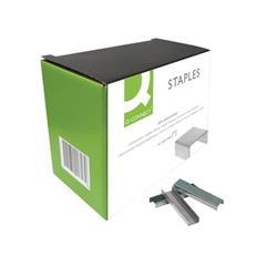 Q-Connect Staples 26/6 (Pk 5000) Ref KF27001