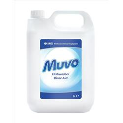Muvo  Pro Dishwasher Rinse Aid 5 Litres Ref M5LTRRA