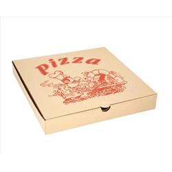 Caterpack Pizza Box 12inch Ref 00258 - Pack 50