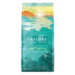 Taylors of Harrogate Organic Ground Coffee 227g Ref 4017758
