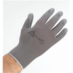 Keepsafe Safety Gloves PU Coated Size 9 Grey [Pair] Ref 303030090