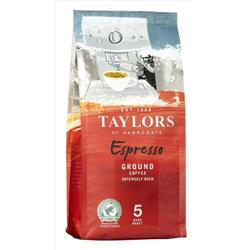 Taylors of Harrogate Espresso Coffee Ground 227g Ref 4017743