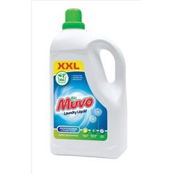 Muvo Concentrated Liquid Laundry Detergent Bio 166 Washes 5 Litres Ref M4980MLB166
