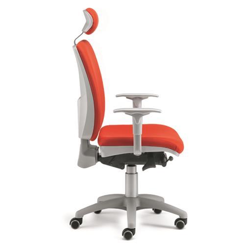 Foto Sedia operativa ergonomica Dione Unisit - Grigia - DIA/ET Sedie ergonomiche