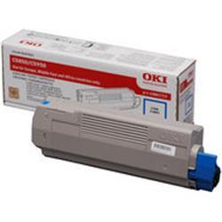 Foto OKI 43865723 Toner Originale ciano Laser