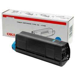 Foto OKI 42127407 Toner Originale ciano Laser