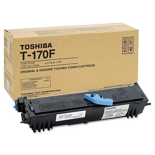 Foto Toshiba T-170F Toner Originale nero 6A000000312 Laser