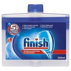 Finish Dishwasher Cleaner 250ml Ref 153850 - 2 for 1