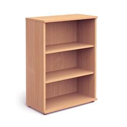 Impulse 1200 Bookcase Beech - I000050