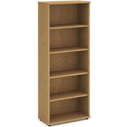 Impulse 2000 Bookcase Oak - I000760