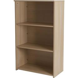 Retro 1200 High Premium Bookcase Blonde Oak Ref F000159