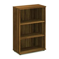 Impulse 1200 Bookcase Walnut - I000110