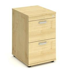 Impulse Filing Cabinet 2 Drawer Maple - I000252