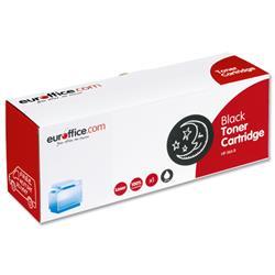 Euroffice Compatible Laser Toner Cartridge Page Life 2000pp Black [HP No. 36A CB436A Equivalent]