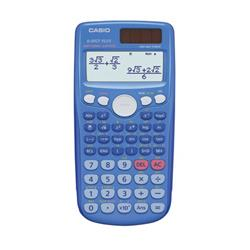 Casio FX-85GTPLUS Calculator Scientific Blue Ref FX85GTPLUSBlue