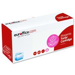 Euroffice Compatible Laser Toner Cartridge Page Life 2800pp Magenta [HP No. 304A CC533A Equivalent]