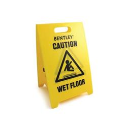 Floor Sign Corrugated Plastic Ref SPC/FSC.01