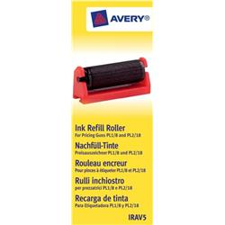 Avery Pricing Gun Ink Refill Ref IRAV5 [Pack 5]