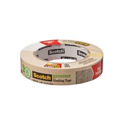 Scotch Greener Masking Tape 24mmx50m Ref 2050 1A PCW