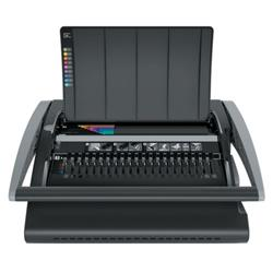 GBC CombBind 210 Comb Binding Machine Binds up to 450 Sheets Punches up to 25 Sheets Ref 4401846