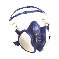 Anzo Half Mask Series 4000 4255 A1-P3 Mask - 282435