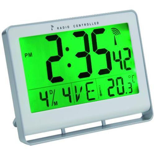 Lunartec orologio da parete digitale a led prezzo e for Orologio digitale da parete ikea