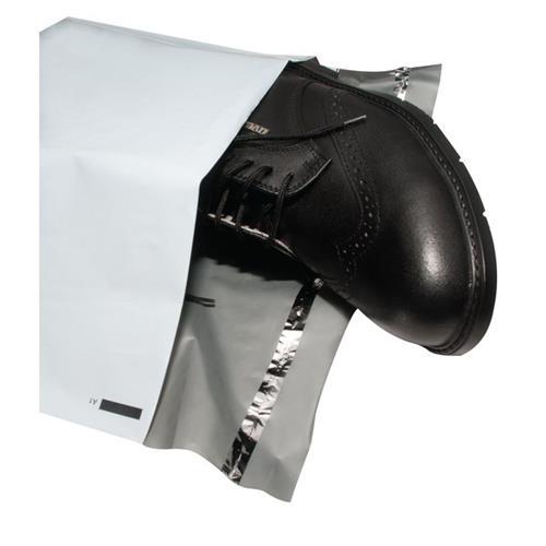 Foto Buste corriere forti C4 Ampac - bianco - 23,5x31 cm - conf. 100 Buste antistrappo e antieffrazione