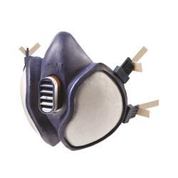 Anzo Half Mask Series 4000 4251 A1P2 Mask - 292484