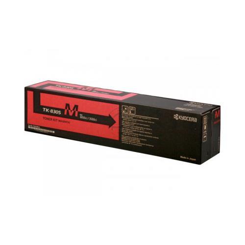 Foto Originale Kyocera 1T02LKBNL0 Toner TK-8305M magenta Laser