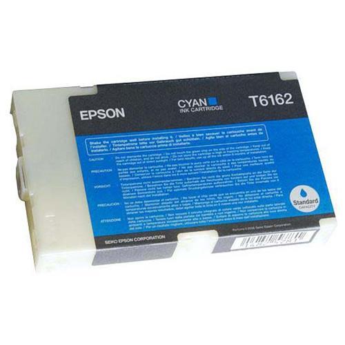 Foto Epson T6162 Cartuccia Originale ciano C13T616200 Inkjet