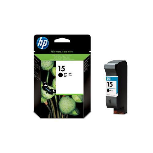 Foto HP 15 Cartuccia Originale nero C6615DE Inkjet