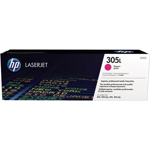 Foto Originale HP CE413L toner magenta Laser
