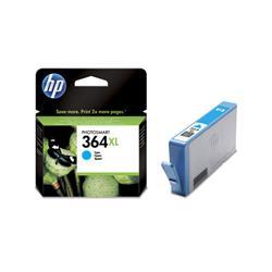 Cartuccia HP 364 XL alta capacità - originale HP - ciano - CB323EE
