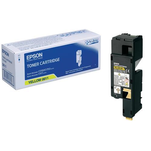 Foto Originale per Epson stampanti laser Epson - 1400 - C13S050611 - giallo